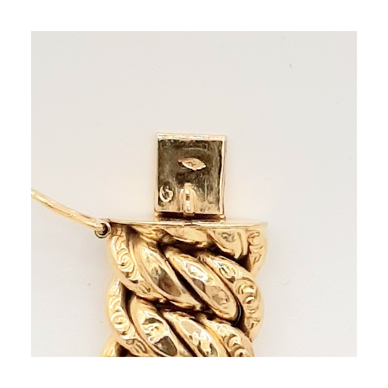 Bracelet Maille Américaine...