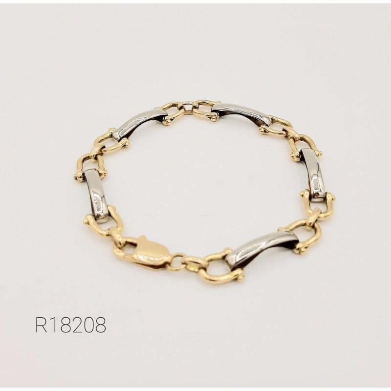 Bracelet 2 Ors : Or Jaune &...