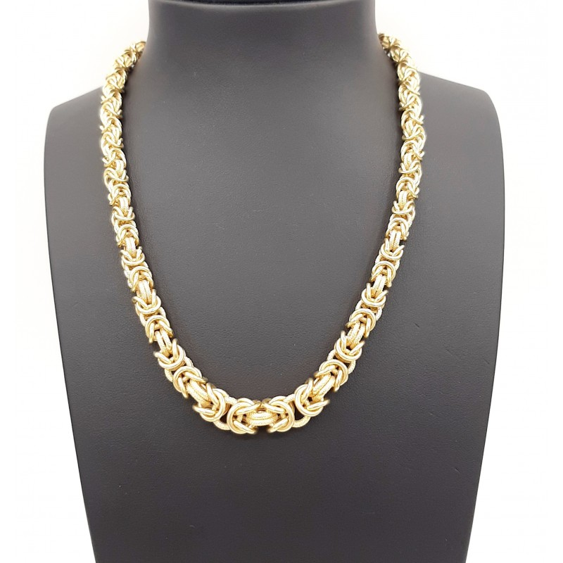 Collier Maille Royale Or...