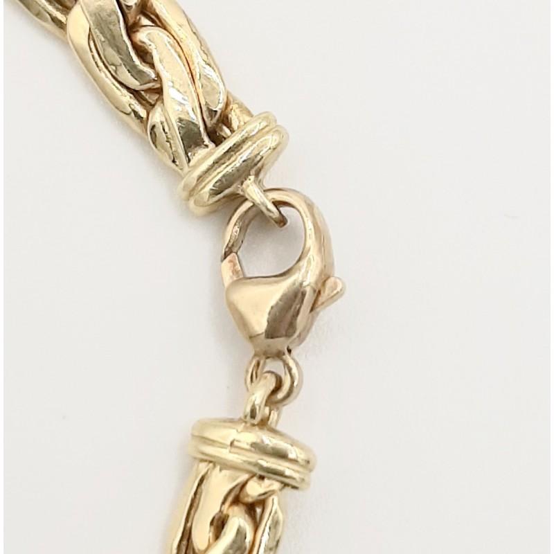 Bracelet Maille Licorne Or...