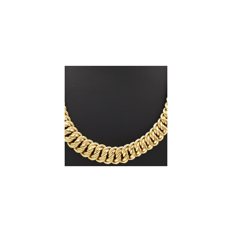 Collier Maille Americaine