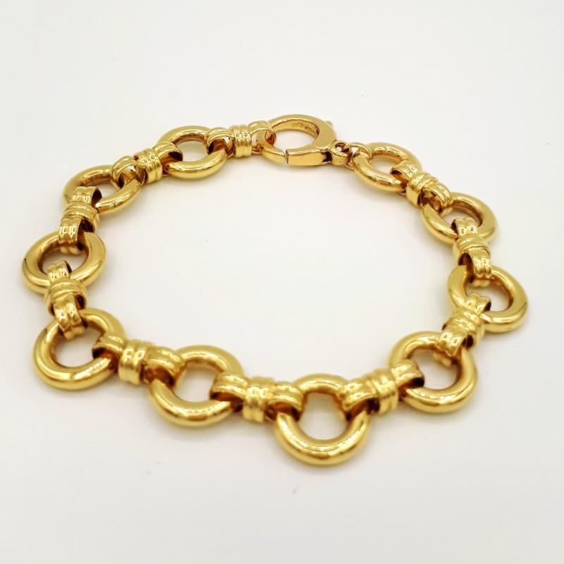 Bracelet Or jaune 18K