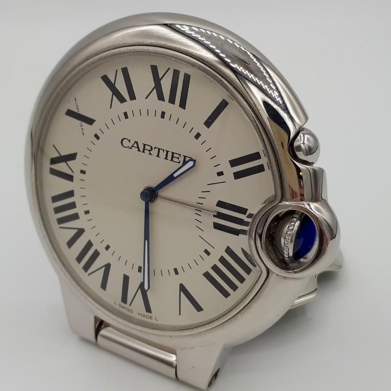 Pendule Cartier Ballon Bleu