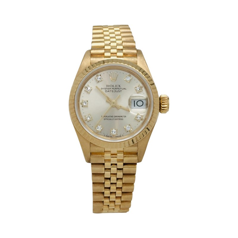 "Montre ROLEX ""Datejust"" en..."