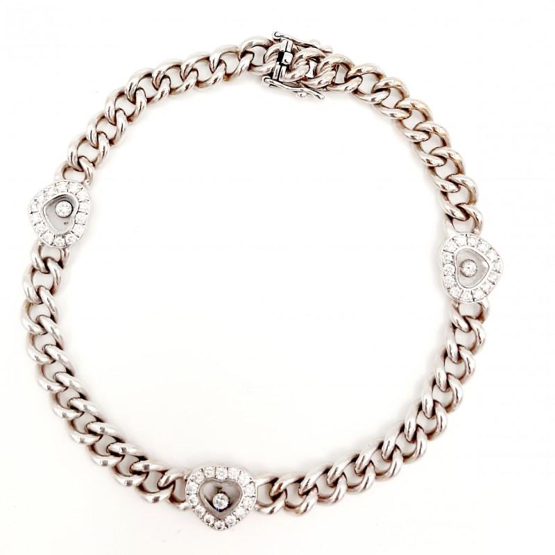 Bracelet CHOPARD Happy Diamands