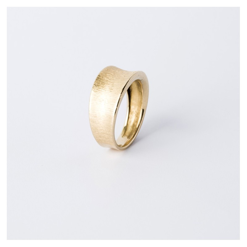 Bague Or jaune 750