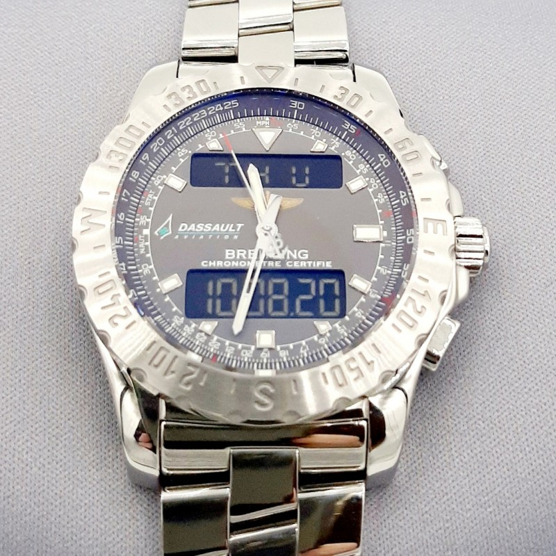 Montre Breitling Air Wolf...