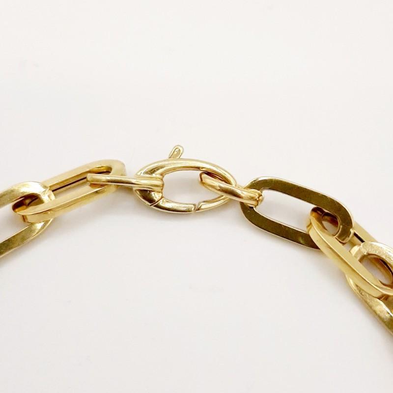 Bracelet Or Jaune 18 K
