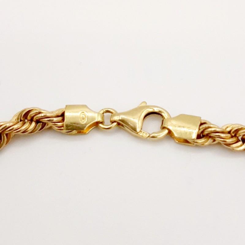 Bracelet Maille Torssadée...