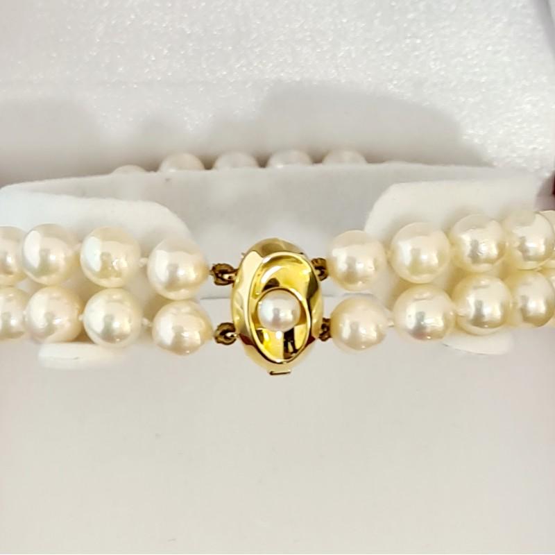 Bracelet Or Jaune , Perles...