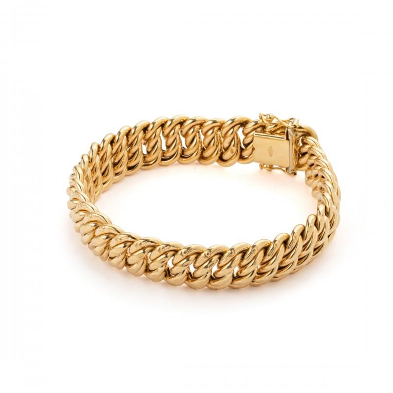 Bracelet Maille Americaine
