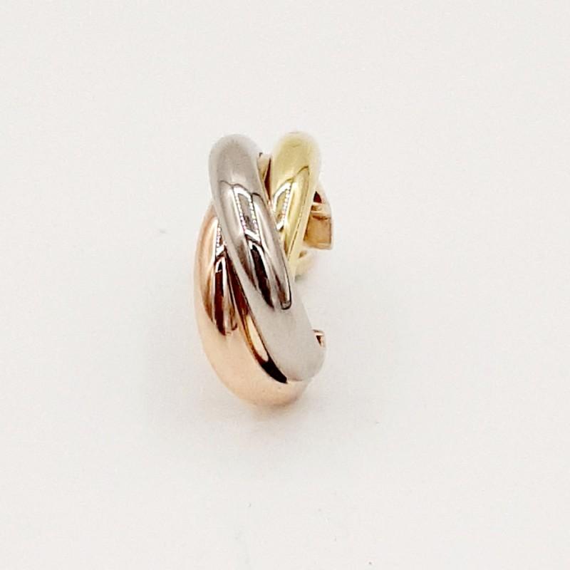 Boucles D'Oreilles Cartier...