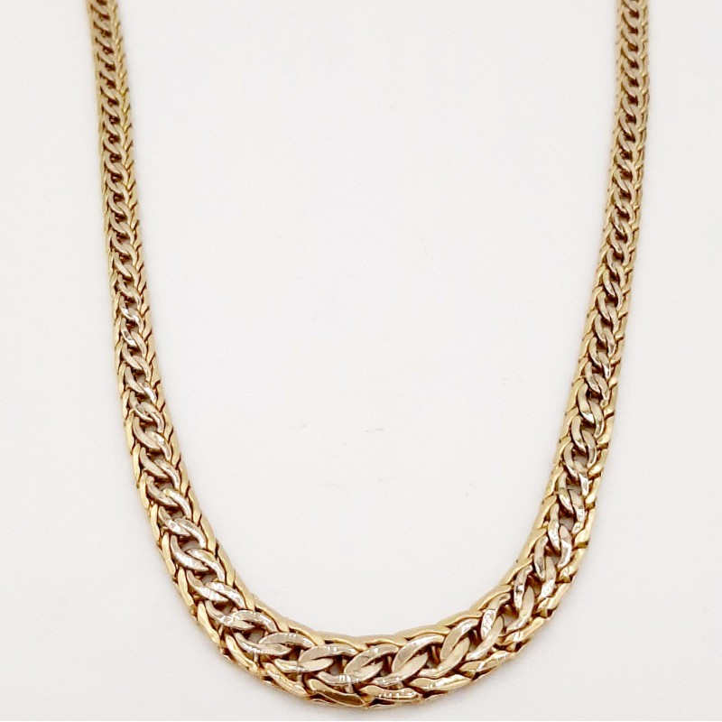 Collier Double Maille...