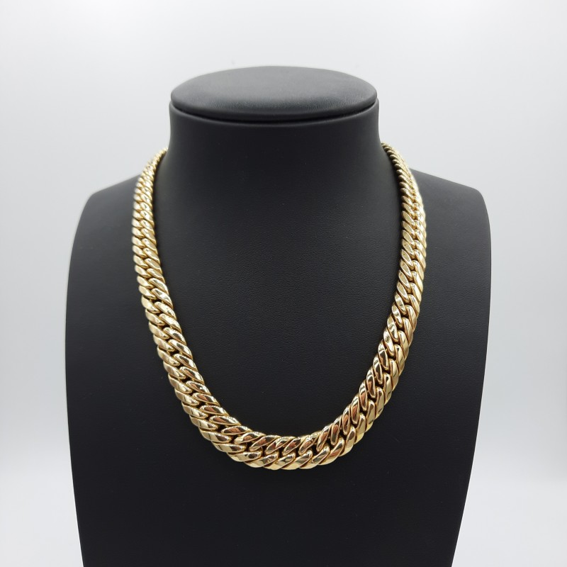 Collier Maille Anglaise OR...